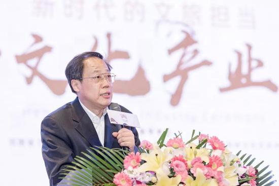 2019河南文化产业盛典在郑举行