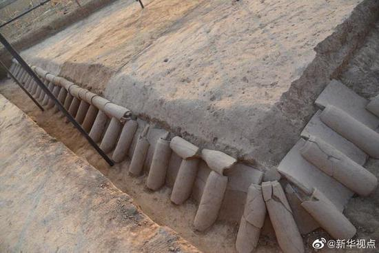 山西发掘一晋国晚期高等级大墓