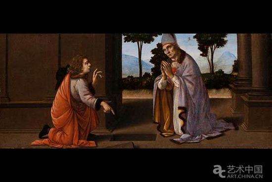 伍斯特艺术博物馆新发现 《圣多纳图斯的奇迹》被认定是达芬奇的作品
