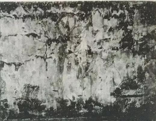 ▲山西太原金胜村337号唐墓墓室第4幅屏风画
