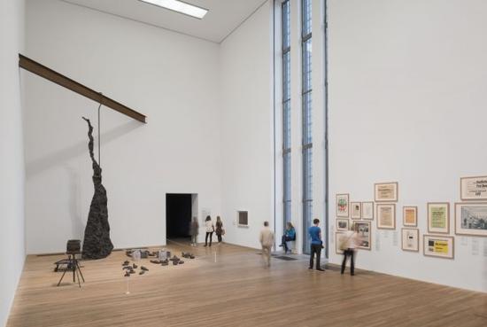 泰特现代美术馆 艺术家与社会