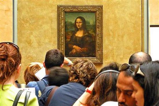 卢浮宫博物馆里的那些精品