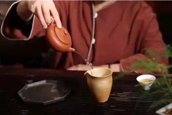 一茶煮百味,一壶品人生