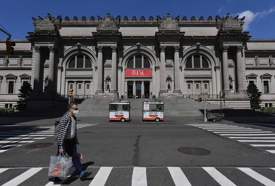 大都会艺术博物馆再次裁员  损失惨重