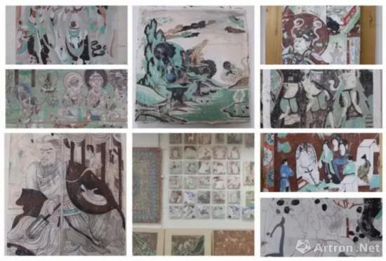 天津美院中国画实验室(重彩画研究中心)