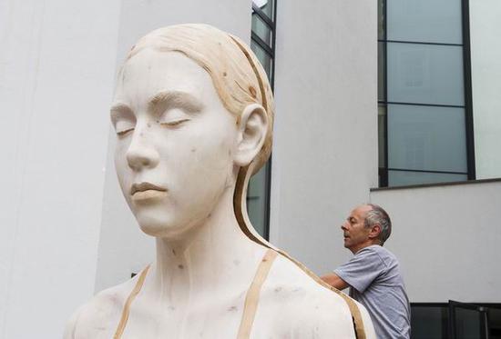 布鲁诺·瓦尔波特,《劳拉已不在 XL》,松木,2014