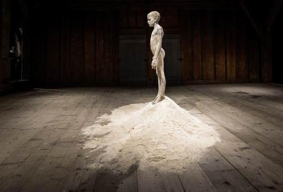 布鲁诺·瓦尔波特,《等待下雪》,坚果树木,2008