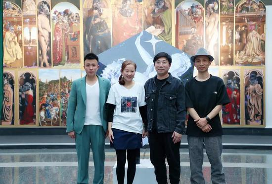 《張釗瀛:蛻變》個人項目于6月1日在北京開幕