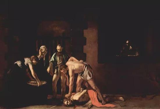 《圣施洗约翰之斩首》