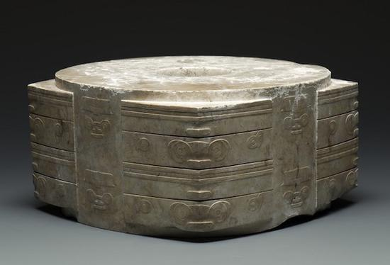 玉器显示的五千年文明