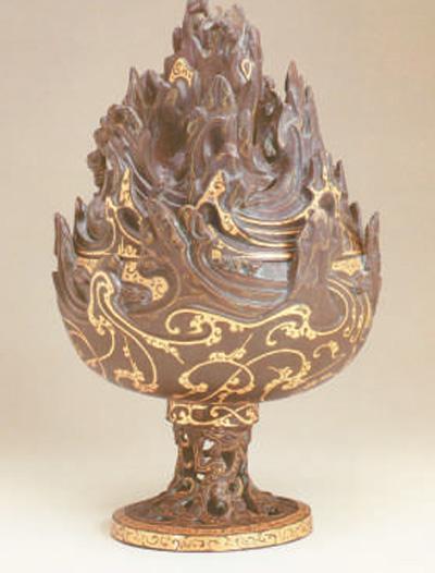 流行于汉晋时期的贵族熏炉欣赏
