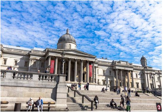 61件伦敦国家美术馆珍宝在日本面世