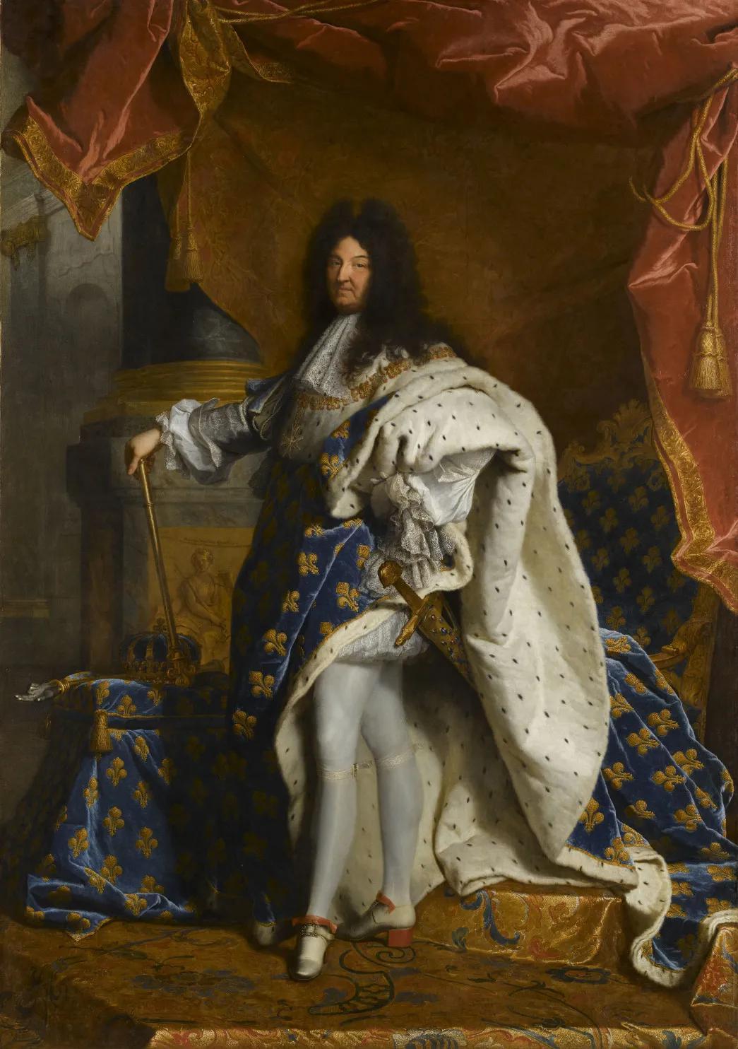 鉴赏丨卢浮宫里的型男时尚大PK