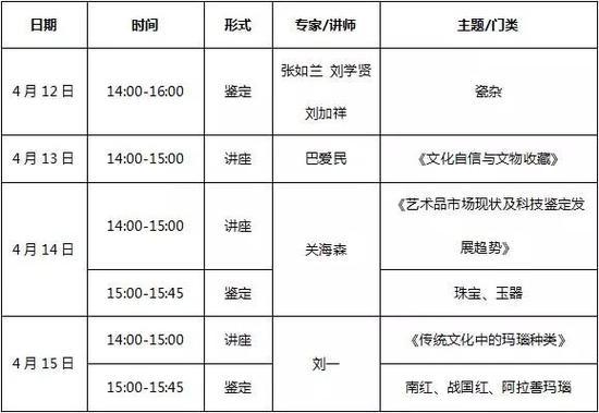 活动地点:北京古玩城A座市场二层综合服务中心