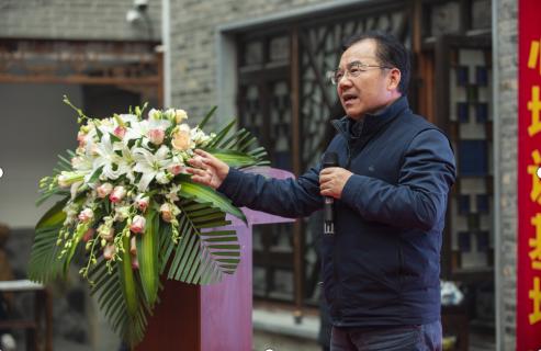 扬州市旅游协会会长王玉新