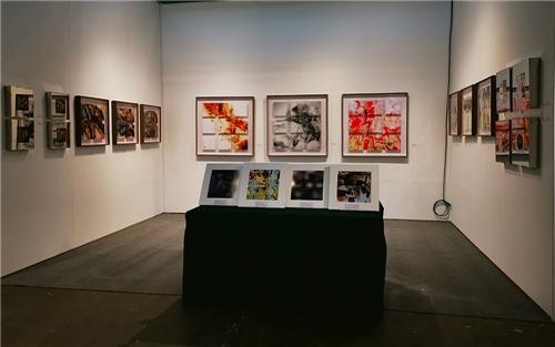 傅文俊数绘摄影个展在美国纽约AIPAD摄影大展开展