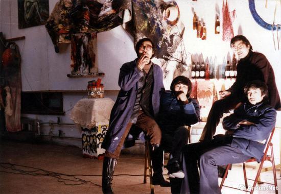 山西现代艺术展 1985年