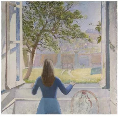 《窗边的少女》(1957年)