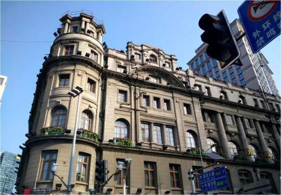 中国证券博物馆外景