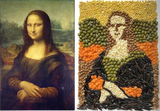 艺术来源于生活