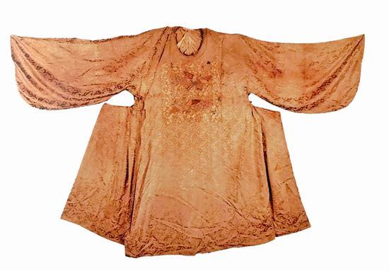 泰州已出土明代服饰300余件均居全国前列