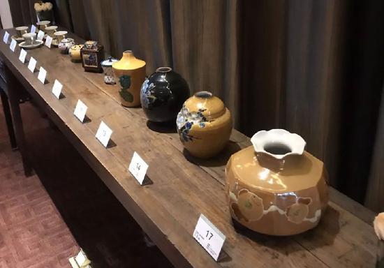日本 九谷烧 轮岛涂 产品