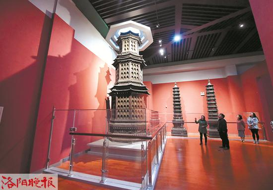 洛阳博物馆宫廷文物馆改造提升完毕今日重新开放