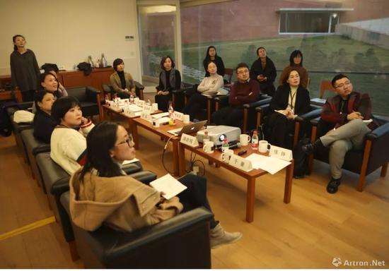 公共教育及推广专题工作座谈会