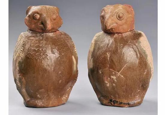 这两个萌物  古代人是用来干啥的呢