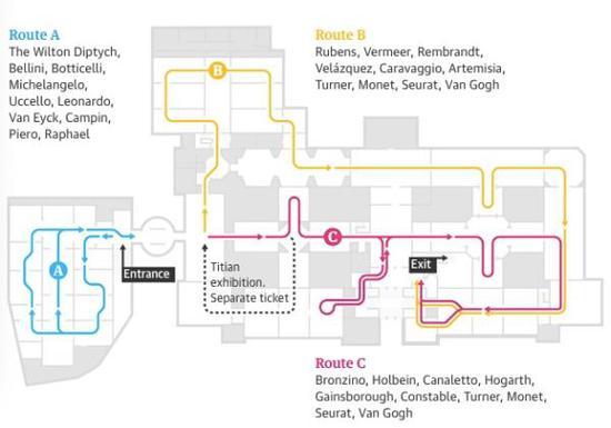 英国博物馆5月重启:霍克尼、杜布菲特展接踵而至图3