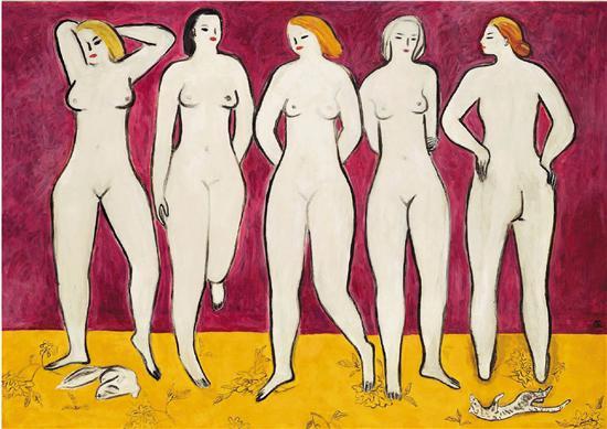 互联网 新藏家 国际化:艺术收藏新视野