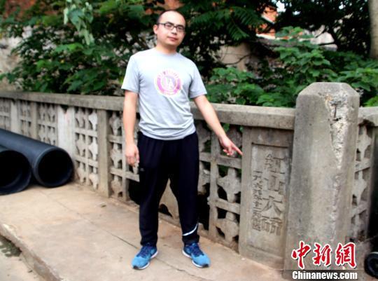 红山大桥原名为公孙桥 宋俊初 摄
