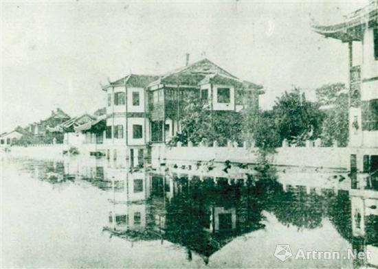 杭州国立艺术院图书馆旧藏