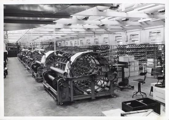 考陶尔德家族的纺织业