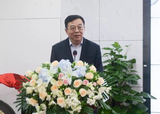 深圳文化产权交易所总经理吴程致开幕词