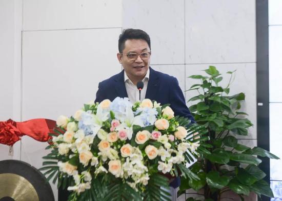 深圳文化产权交易所战略拓展事业部   总经理 李斌