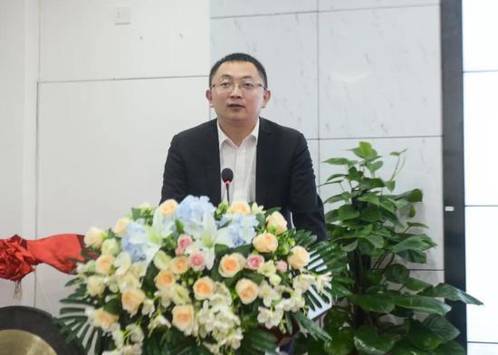 国际创投中心项目孵化事业部   总经理 田胜虎
