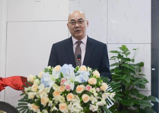 深圳市首冠文化产业有限公司董事长   张飞泽 致辞