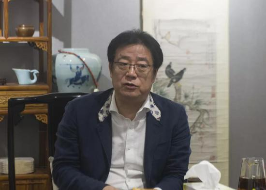 深圳广播电影电视集团副总编辑   深圳文化产权交易所董事长于德江