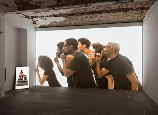 Grada Kilomba影像作品,KW当代艺术中心