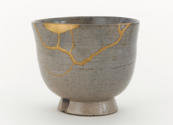 Tea bowl, White Satsuma ware, Japan, Edo period, 17th century