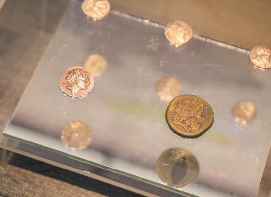 马其顿王朝及托勒密王朝钱币