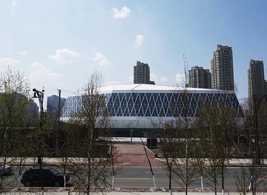 2009-2015 哈尔滨音乐厅,哈尔滨