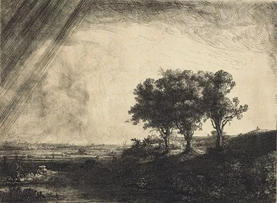 拍品编号151伦勃朗(Rembrandt Harmensz。 Van Rijn,1606-1669)