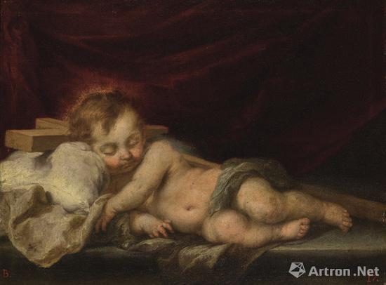 巴托洛梅·埃斯特万·穆里略《圣婴睡像》61万英镑