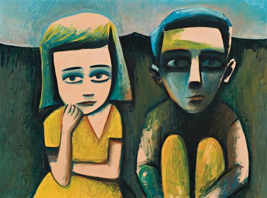 澳大利亚最著名艺术家布莱克曼逝世
