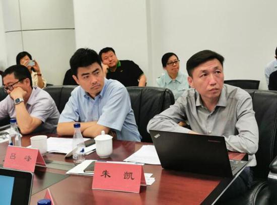 中国教育科学研究院STEM教育研究中心副主任朱凯