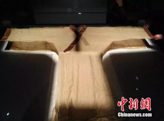 西汉人有多精致 轻薄透视装保健防蚊枕了解一下