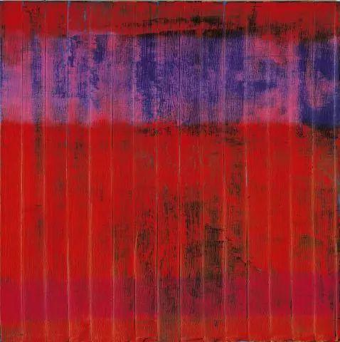 格哈德·里希特的作品Wand于2014年以1744万英镑(约人民币1.58亿)成交