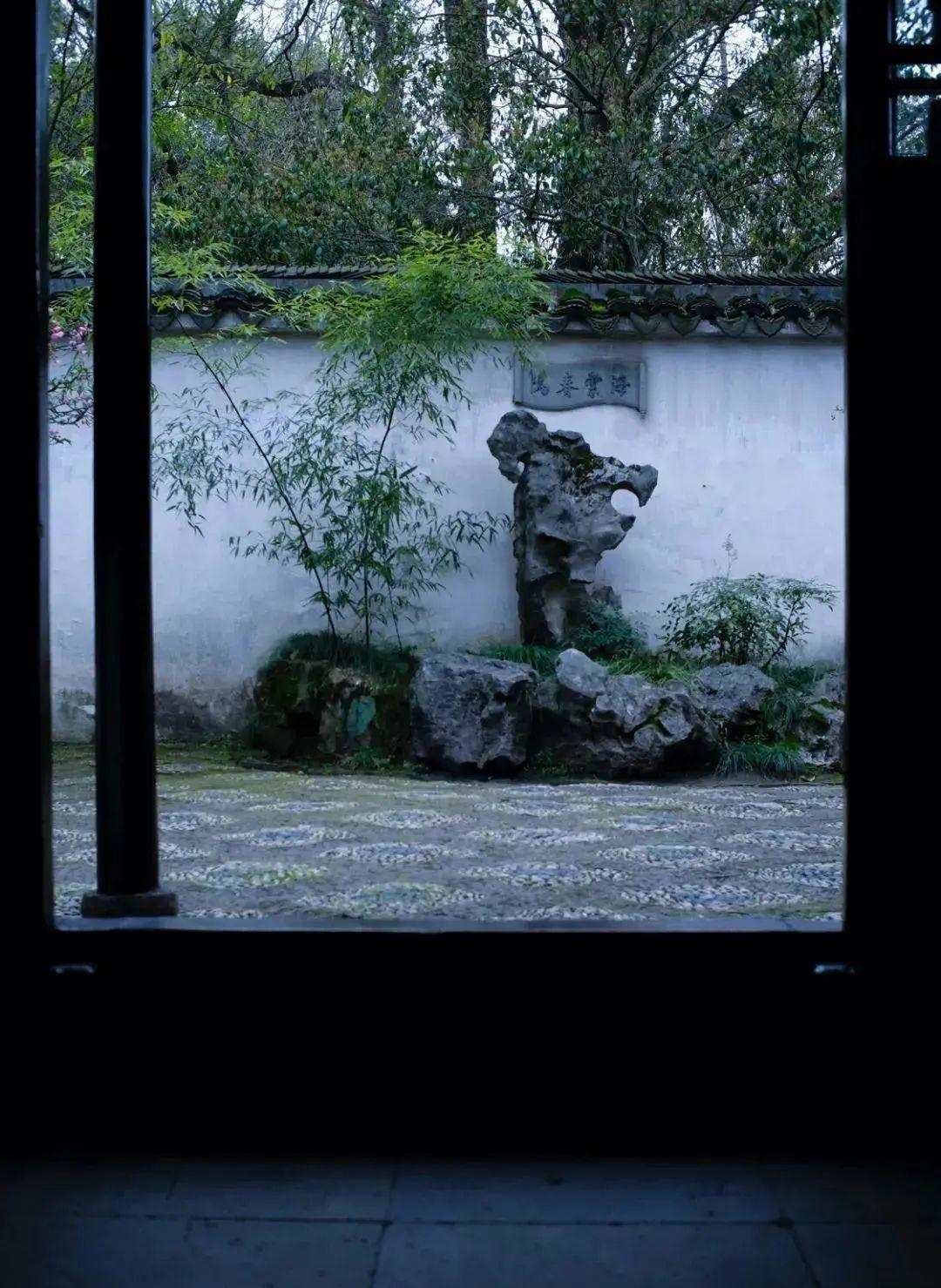 另类视角中的古典园林
